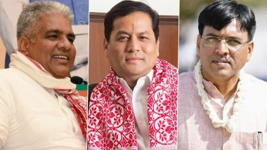 Bhupender Yadav, Sarbananda Sonowal, Manshuk Mandaviya in Cabinet Committee on Political Affairs