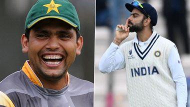 Kamran Akmal Supports Virat Kohli Despite WTC Final Loss, Here's What the Pakistan Cricketer Has To Say