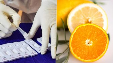 UK Children Use Orange and Lemon Juice to Generate Fake Positive COVID-19 Test After TikTok Video Goes Viral, Leave People Puzzled