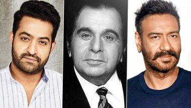 Dilip Kumar No More: From Jr NTR, Akshay Kumar to Ajay Devgn, Celebs Mourn the Loss of Indian Cine Legend