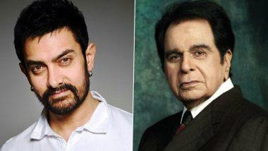 RIP Dilip Kumar: Aamir Khan Calls Yusuf Sahab 'Greatest Ever' in His Heartfelt Note For the Late Legend