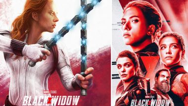 Black Widow Full Movie in HD Leaked on TamilRockers & Telegram Channels for Free Download and Watch Online; Scarlett Johansson-Florence Pugh's Marvel Film Is the Latest Victim of Piracy?