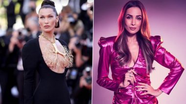 Malaika Arora Is Crushing Over Bella Hadid's Cannes Look, Says 'Uffff, Now This Is Fashion'