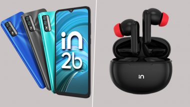Micromax In 2b, Airfunk 1 & Airfunk 1 Pro Earbuds Launched in India; Check Prices & Other Details Here