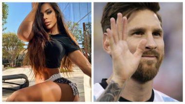 Lionel Messi Fan, Miss BumBum Suzy Cortez Gets an An*l Tattoo For Argentina Player, NSFW Pictures Go Viral