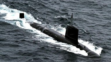 Project-75 India: Defence Ministry Issues Tender for Rs 50,000 Crore Project to Build Six Submarines