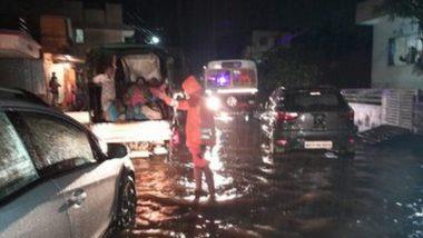 India News   Maharashtra: Landslide in Raigad's Kalai Village, Rescue Ops Delayed Due to Waterlogging