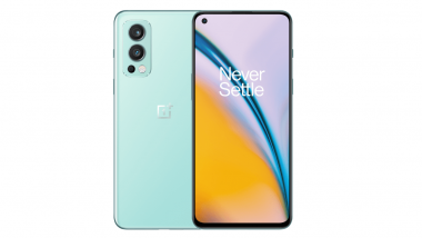 OnePlus Nord 2 5G Smartphone Launched in India at Rs 27,999; Check Prices, Features & Specifications