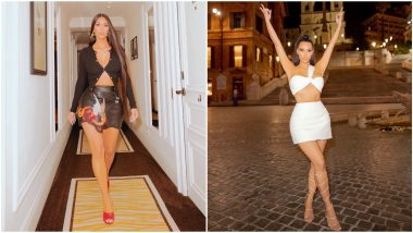 Kim Kardashian Goes from Being Hot to Hotter In Her Recent Holiday Pictures