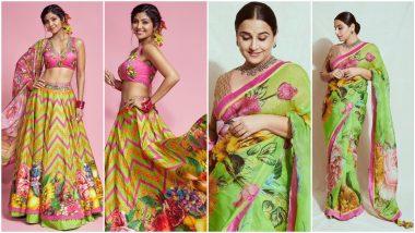 Fashion Faceoff: Shilpa Shetty or Vidya Balan, Whose Colourful Torani Outfit Will You Wear?