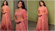 Yo or Hell No? Sara Ali Khan's Floral Embellished Lehenga Choli By Mishru