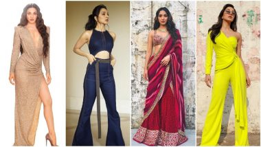 Kiara Advani Birthday: Her Fashion Choices Have Always Been Like 'Good News' To Us (View Pics)