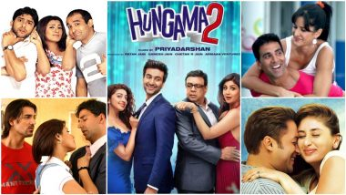 Hungama 2 Confirmed As Minnaram Remake; 7 Times Priyadarshan Remade His Own Malayalam Hits and How They Fared at the Box Office! (LatestLY Exclusive)
