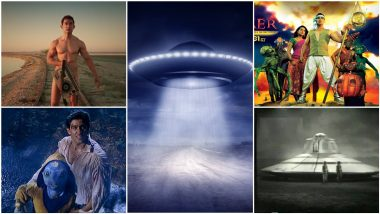 World UFO Day 2021: From Hrithik Roshan's Koi Mil Gaya to Aamir Khan's PK, 5 Bollywood Movies That Brought Spaceships to Our Screens (LatestLY Exclusive)