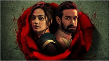 Haseen Dillruba Ending Explained: How the Climax of Taapsee Pannu, Vikrant Massey's Netflix Film Has 'Dinesh Pandit' Come to the Rescue! (LatestLY Exclusive)