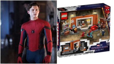 Spider-Man No Way Home: New Merchandise 'Leaks' Tease Spidey Costumes and Major Fight Scene in Tom Holland's Upcoming Marvel Movie (LatestLY Exclusive)