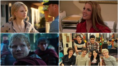 Ed Sheeran, Taylor Swift, One Direction and More - 10 Times Your Favourite Pop Stars Made Cameos in Hit TV Series (Watch Videos)