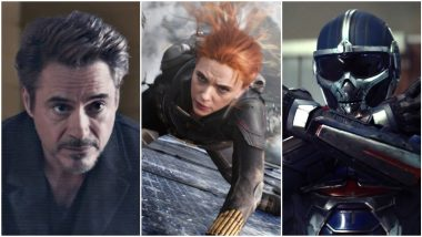 Black Widow: From Robert Downey Jr's Cameo to Taskmaster Reveal, 5 Pre-Release Rumours Busted About the New Scarlett Johansson-Starrer (LatestLY Exclusive)