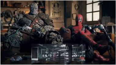 Free Guy: Deadpool and Korg Do a Trailer Reaction of Ryan Reynolds' Upcoming Film, and It Is Expectedly Hilarious AF! (Watch Video)