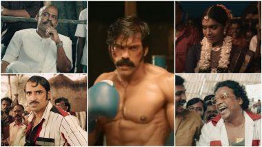 Sarpatta Parambarai: From Arya's Kabilan to Pasupathy's Rangan, 7 Best Characters in Pa Ranjith's Boxing Drama, Ranked! (LatestLY Exclusive)
