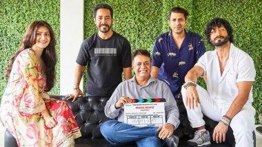 Khuda Haafiz Chapter II Agni Pariksha Goes on Floor; Vidyut Jammwal, Director Faruk Kabir and Team Start Filming in Mumbai