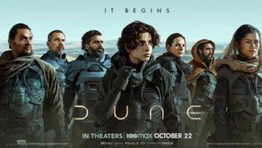 Dune Trailer: Timothée Chalamet, Zendaya, Jason Momoa Lead Denis Villeneuve's Star-Studded Sci-Fi Fantasy (Watch Video)
