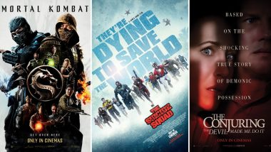 The Suicide Squad, Mortal Kombat, The Conjuring 3 India Release Dates Confirmed for Select Theatres!