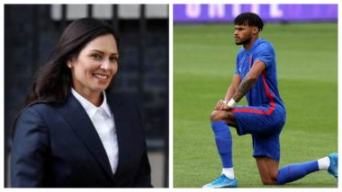 Tyrone Mings Slams Preeti Patel After England Home Secretary Condemns Racist Abuse By Fans