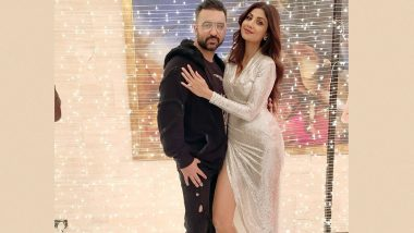 Shilpa Shetty Shares a Cryptic Message Talking About 'New Endings' Amid Husband Raj Kundra's Porn Films Case
