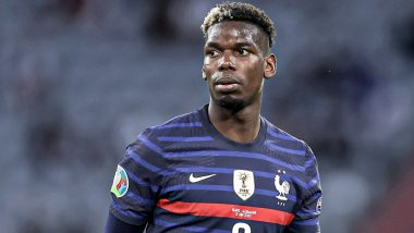 Paul Pogba Reflects Back on Euro 2020, Credits Denmark and Christian Eriksen for Showing Strength, Check Post