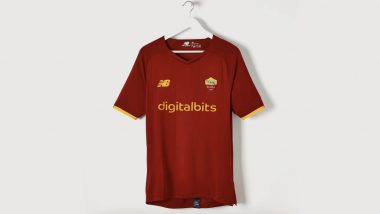 AS Roma Launch New Kit for 2021–22 Season, Check Post