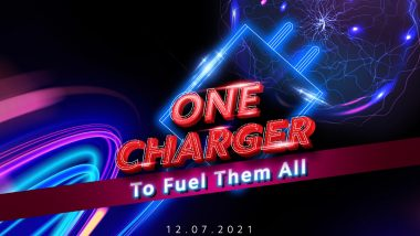 Mi 67W Charger With Qualcomm Quick Charge 3.0 Support To Be Launched on July 12, 2021