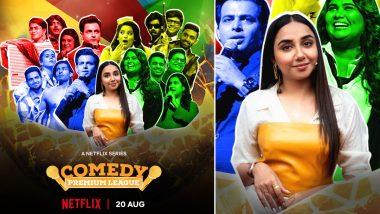Comedy Premium League: Prajakta Koli, Mallika Dua's Netflix Show to Be Out on August 20