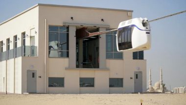 Driverless High-Speed Futuristic Pods Tested in Sharjah As Alternative Transport To Curb City Traffic Problems: Report
