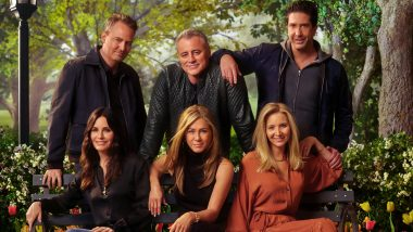 Courteney Cox Admits Her Emmy Nomination for Friends: The Reunion is Not Exactly What She Wanted