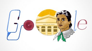 Dr Kadambini Ganguly 160th Birth Anniversary Google Doodle: Search Giant Honours The First Woman Physician Of India With Doodle Artwork