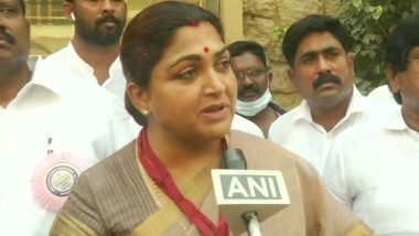 Khushbu Sundar's Twitter Handle Hacked, Actress-Politician Issues Statement