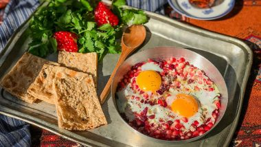 Eggs With Pomegranate? This 'Morghan-E-Anar' Recipe Video is Going Viral, Would You Try It?