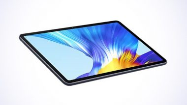 Honor Tablet V7 Pro With MediaTek Kompanio 1300T SoC To Be Launched on August 12, 2021