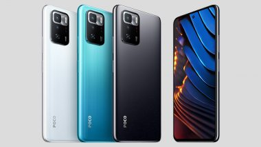 Poco X3 GT With Dimensity 1100 SoC & 67W Fast Charging Launched