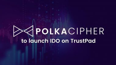 The Much Awaited PolkaCipher IDO Date is Here