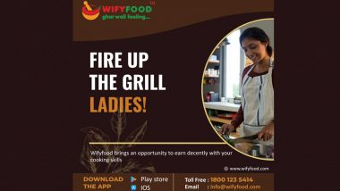 Miss Home a Little Less: Wifyfood Brings to You Scrumptious Delights at Your Doorstep