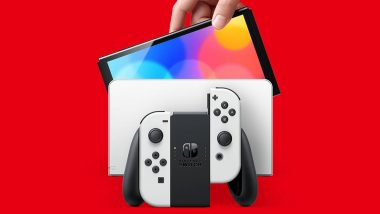 Nintendo Launches New Switch Console Model With 7-Inch OLED Display, New Kickstand & More