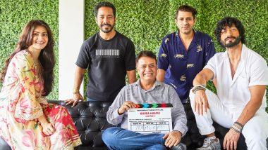 Khuda Haafiz Chapter II – Agni Pariksha: Vidyut Jammwal and Shivaleeka Oberoi Begin Shooting for the Film in Mumbai
