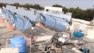 New Solar Thermal Components Testing Facility at  Hyderabad to Give Further Fillip to India's Growing Solar Sector