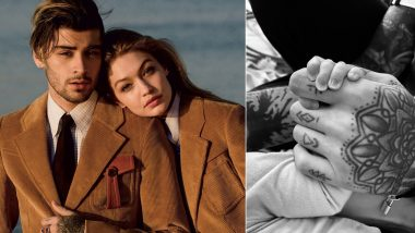 Gigi Hadid Pens Open Letter to Paparazzi's Seeking Privacy for Her and Zayn Malik's 10-Month-Old Daughter