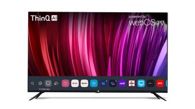 Daiwa 4K UHD Smart TV Launched in India at Rs 43,990