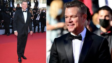 Cannes 2021: Matt Damon Gets Teary-Eyed After Receiving a 5-Minute Standing Ovation for His Performance in Stillwater