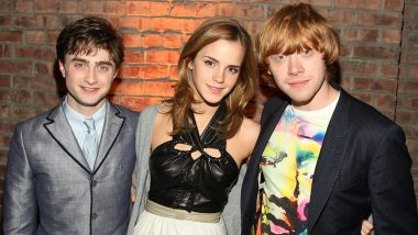 Daniel Radcliffe Unsure About Reuniting With Harry Potter Co-Stars Rupert Grint and Emma Watson on Film's 20th Anniversary