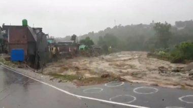 Flash Floods in Himachal Pradesh: Centre Deploys NDRF As Heavy Rains Wreak Havoc in Dharamsala
